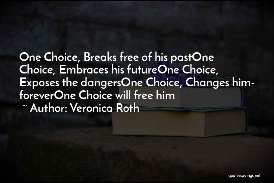 Free Four Tobias Quotes By Veronica Roth