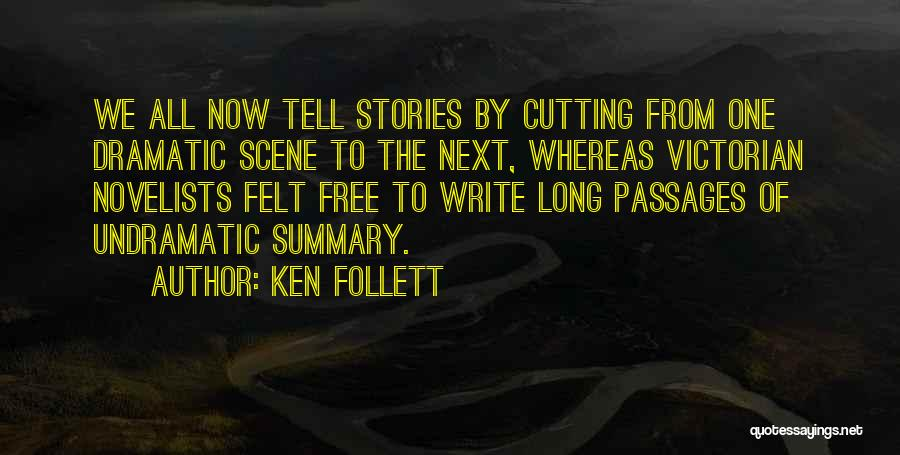 Free From Quotes By Ken Follett