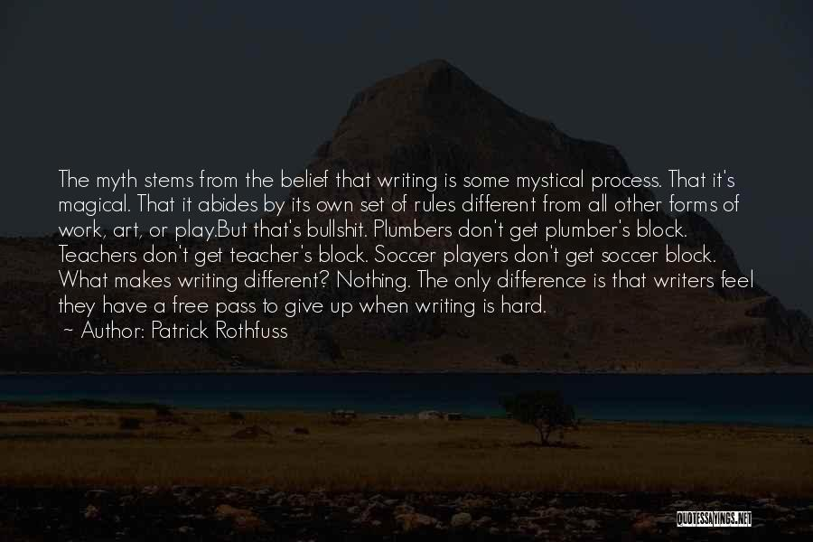 Free From Quotes By Patrick Rothfuss