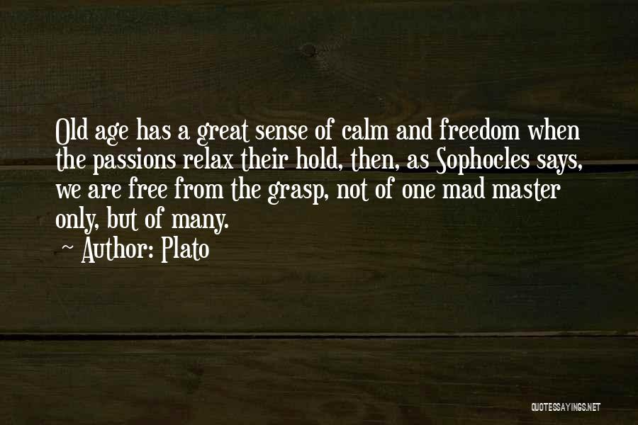 Free From Quotes By Plato