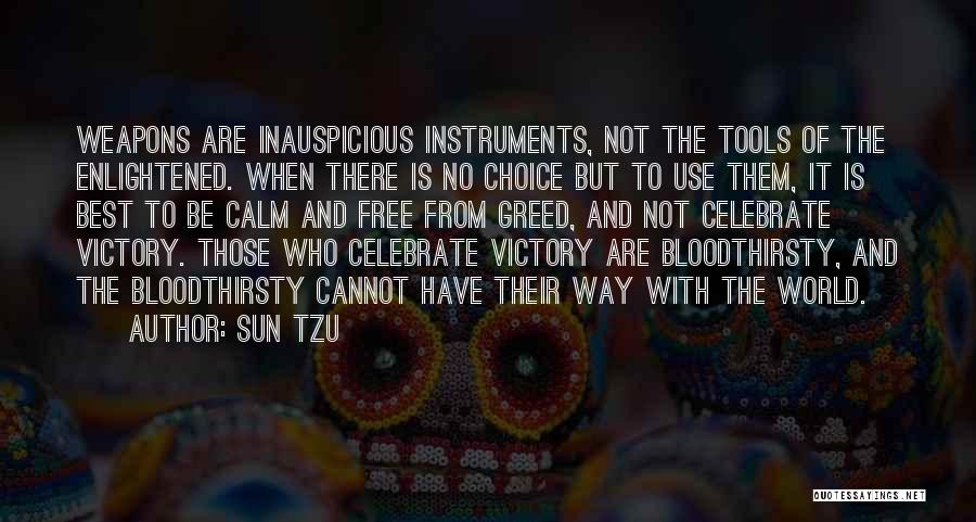 Free From Quotes By Sun Tzu