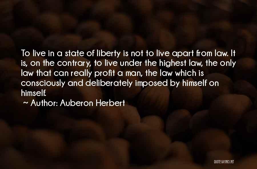 Free Market Quotes By Auberon Herbert