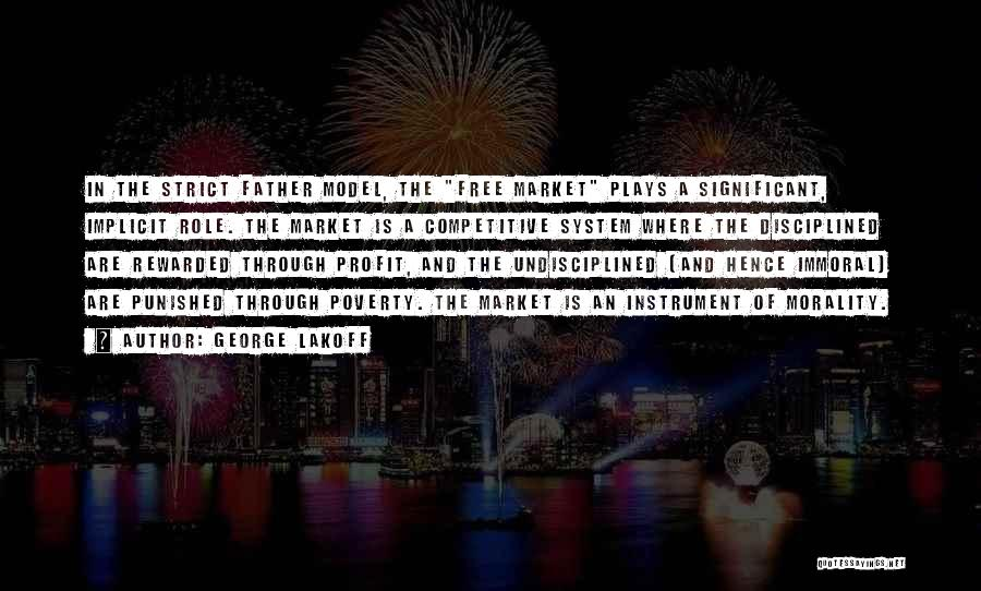 Free Market Quotes By George Lakoff