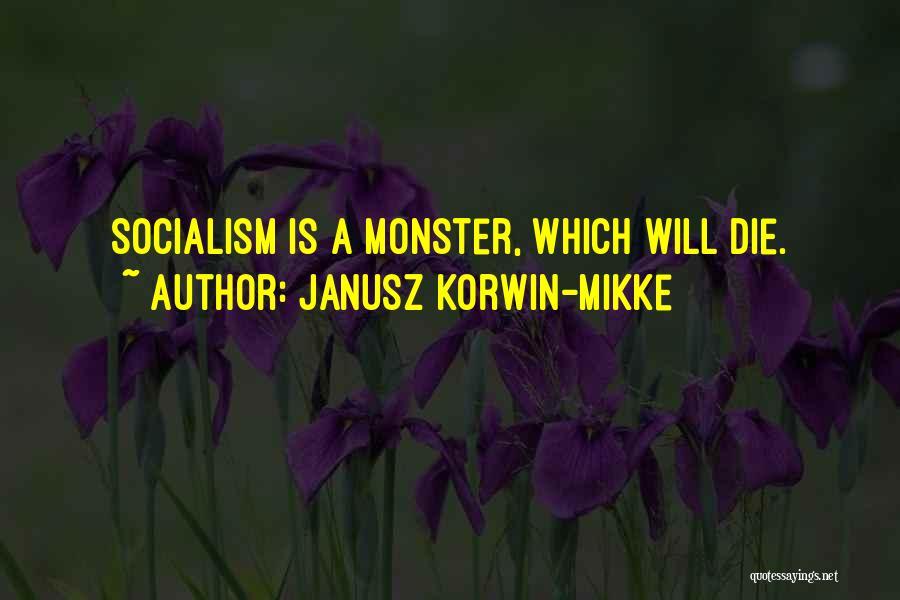 Free Market Quotes By Janusz Korwin-Mikke