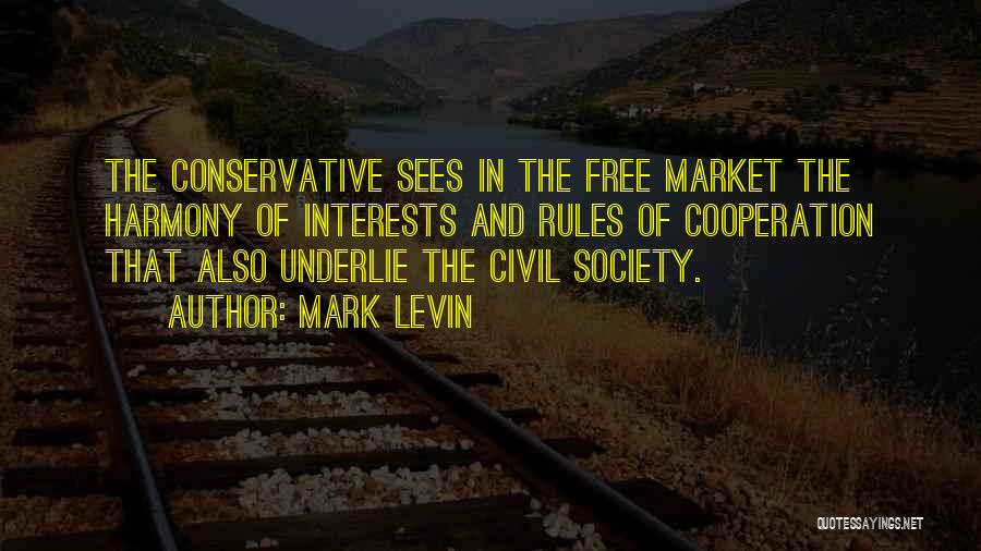 Free Market Quotes By Mark Levin