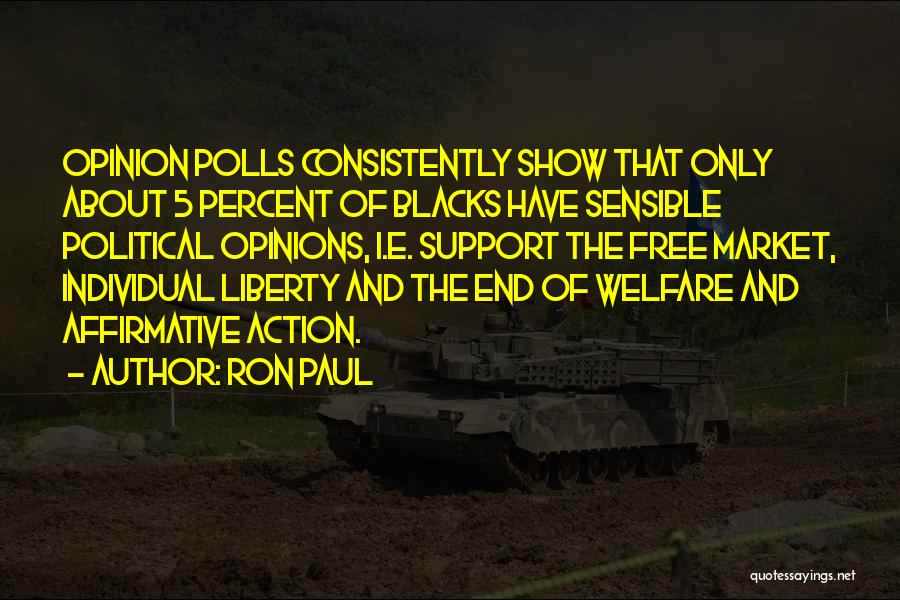 Free Market Quotes By Ron Paul