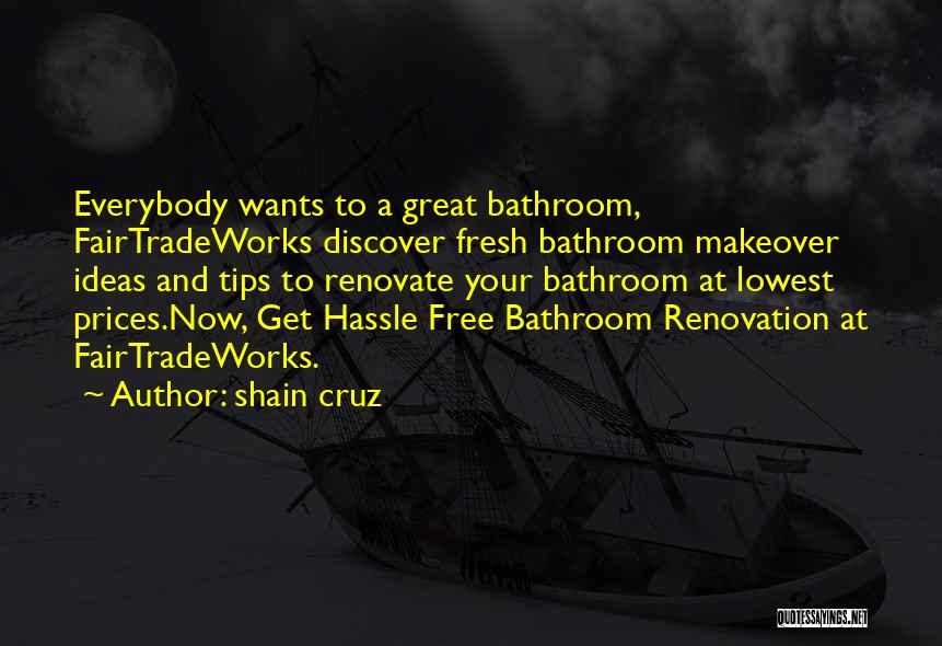 Free Renovation Quotes By Shain Cruz