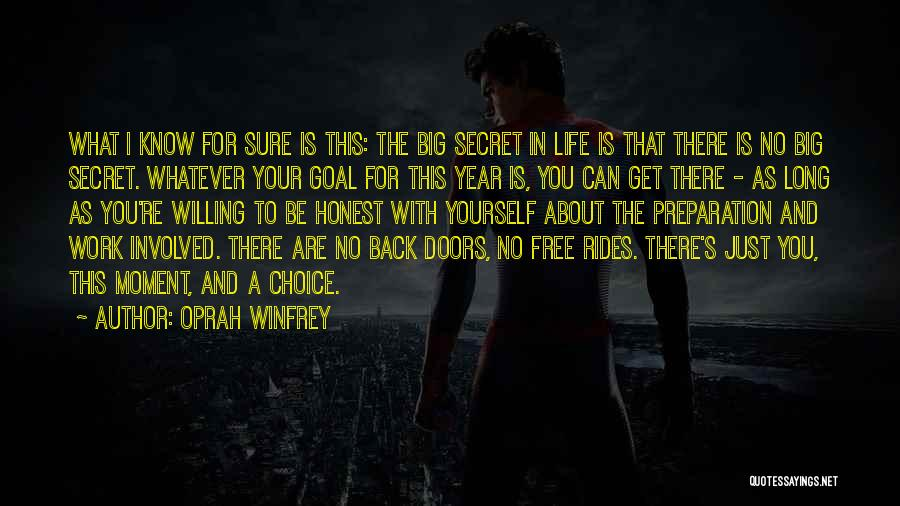 Free Rides Quotes By Oprah Winfrey