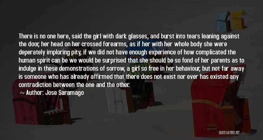 Free Spirit Quotes By Jose Saramago