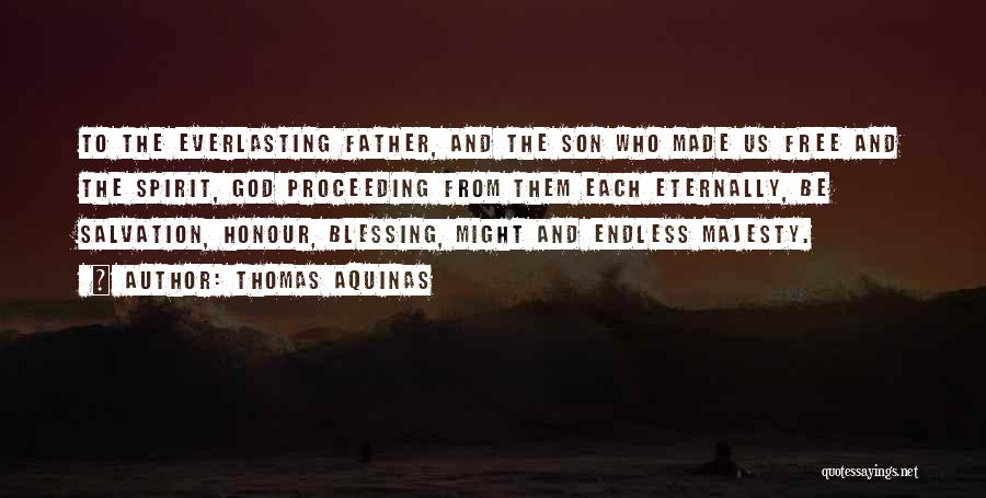 Free Spirit Quotes By Thomas Aquinas