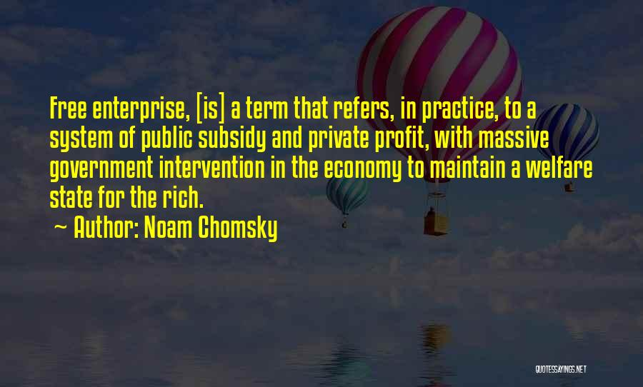 Free Term Quotes By Noam Chomsky
