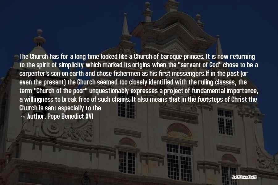 Free Term Quotes By Pope Benedict XVI
