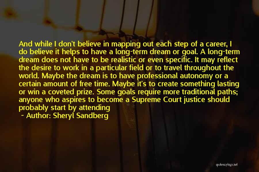 Free Term Quotes By Sheryl Sandberg
