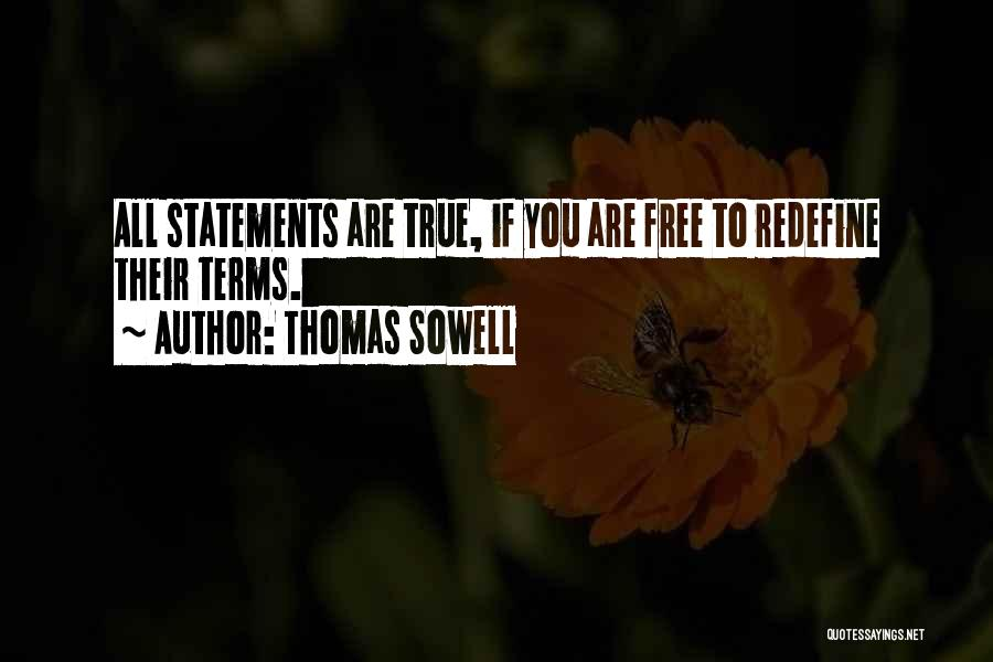 Free Term Quotes By Thomas Sowell