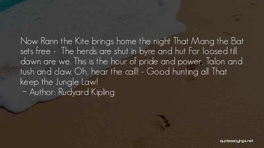 Free To Good Home Quotes By Rudyard Kipling