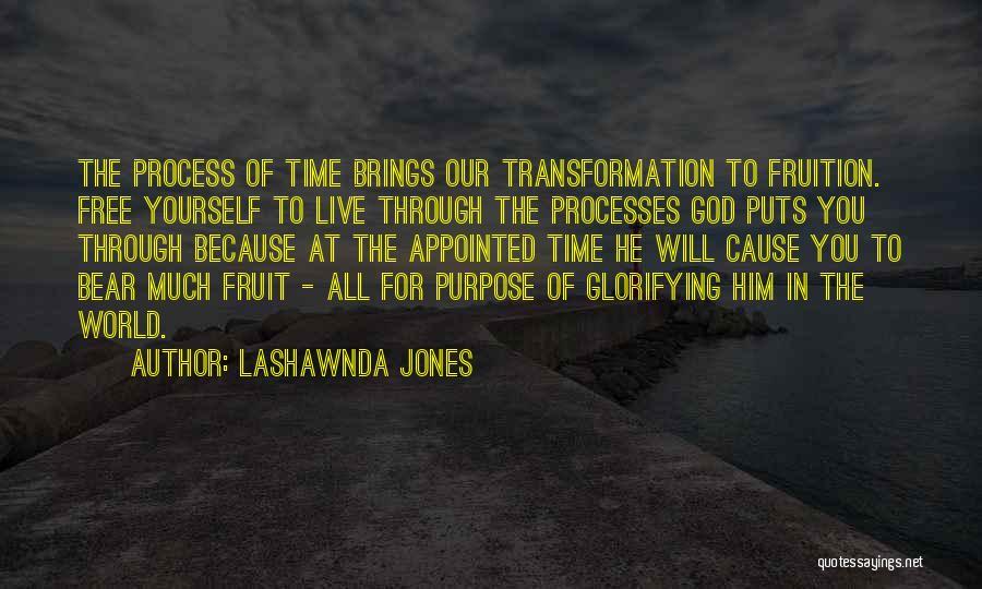 Free To Live Quotes By LaShawnda Jones