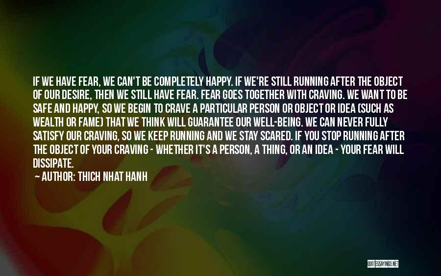 Free Your Mind From Worries Quotes By Thich Nhat Hanh