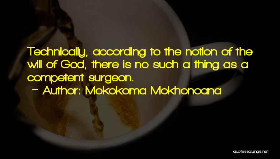 Freedom Of Religion Quotes By Mokokoma Mokhonoana