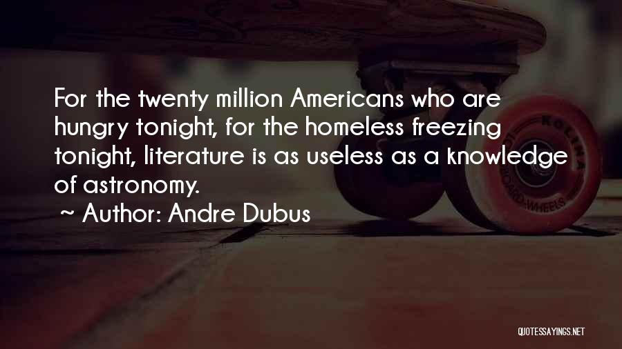 Freezing Quotes By Andre Dubus