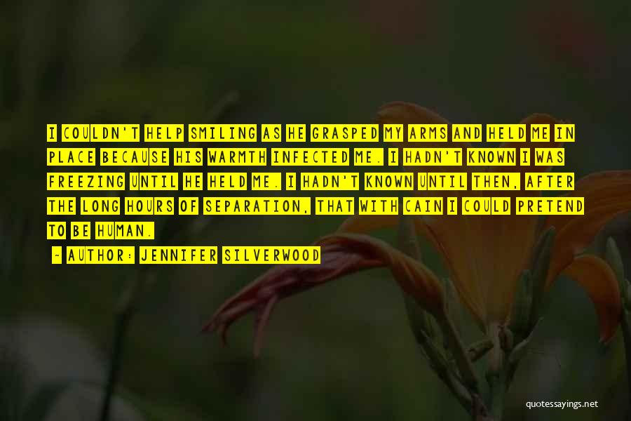 Freezing Quotes By Jennifer Silverwood
