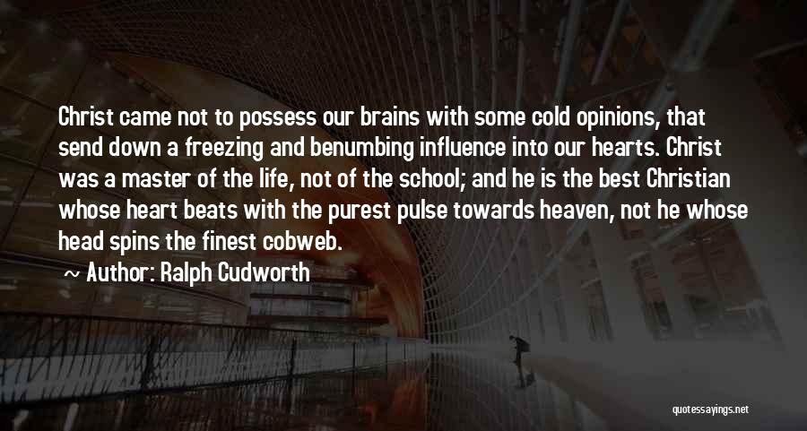 Freezing Quotes By Ralph Cudworth