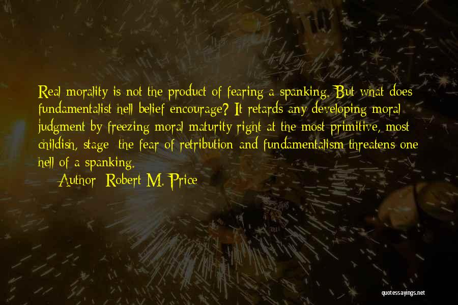Freezing Quotes By Robert M. Price