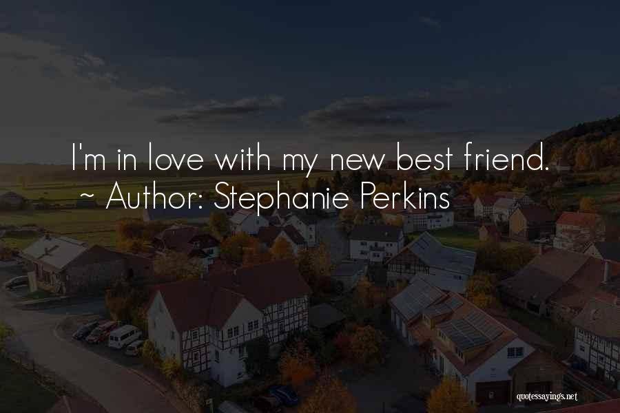 French Kiss Love Quotes By Stephanie Perkins