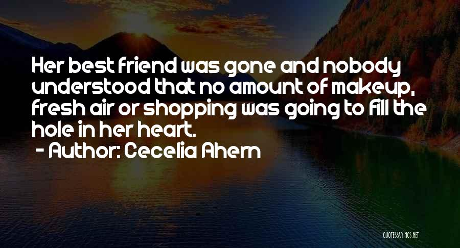 Fresh Love Quotes By Cecelia Ahern