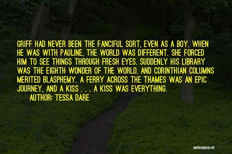 Fresh Love Quotes By Tessa Dare
