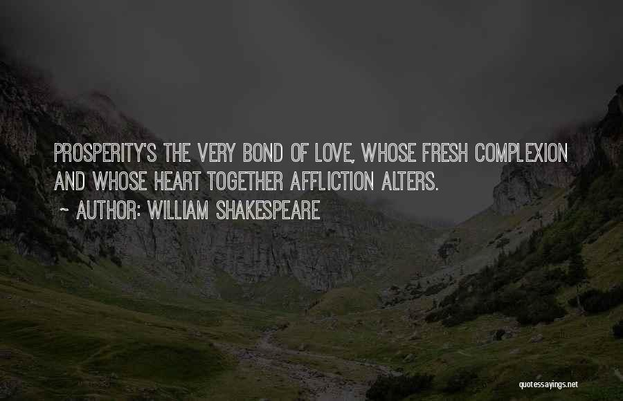 Fresh Love Quotes By William Shakespeare