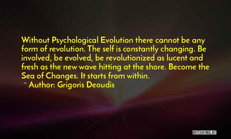 Fresh Starts Quotes By Grigoris Deoudis