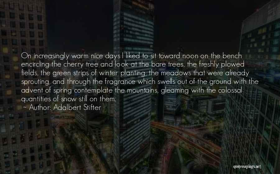Freshly Quotes By Adalbert Stifter