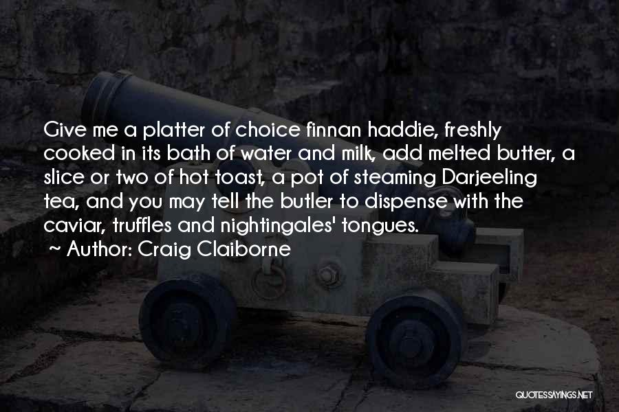 Freshly Quotes By Craig Claiborne