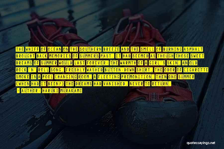 Freshly Quotes By Haruki Murakami