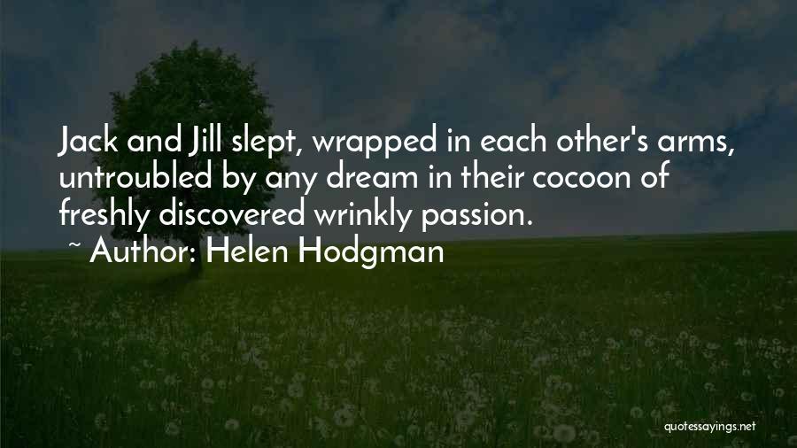 Freshly Quotes By Helen Hodgman