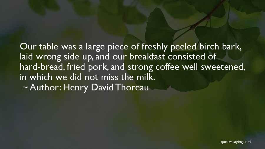 Freshly Quotes By Henry David Thoreau