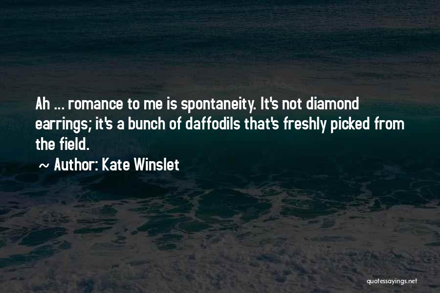 Freshly Quotes By Kate Winslet