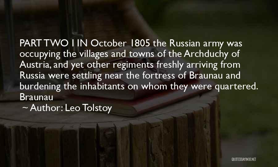 Freshly Quotes By Leo Tolstoy