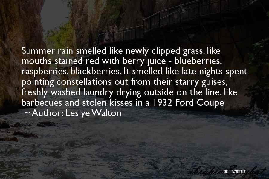Freshly Quotes By Leslye Walton