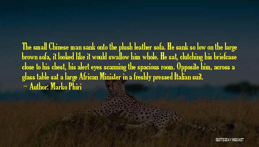 Freshly Quotes By Marko Phiri