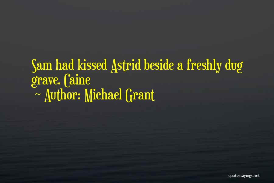 Freshly Quotes By Michael Grant