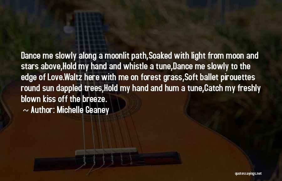 Freshly Quotes By Michelle Geaney