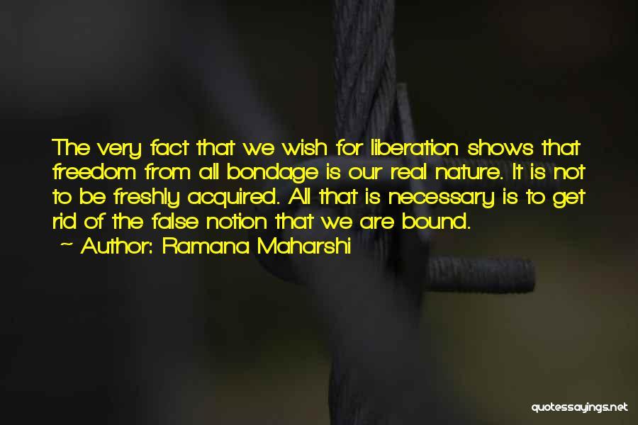Freshly Quotes By Ramana Maharshi