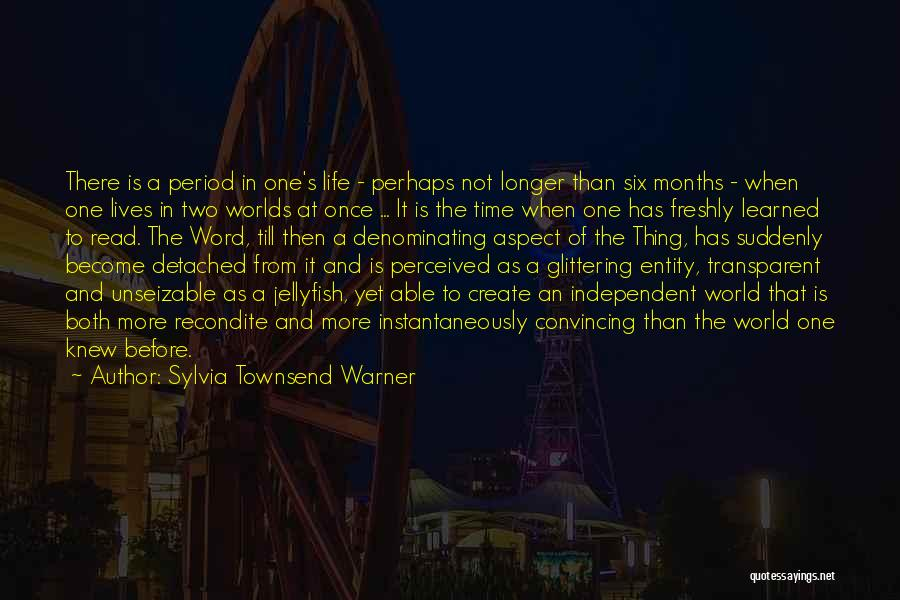 Freshly Quotes By Sylvia Townsend Warner