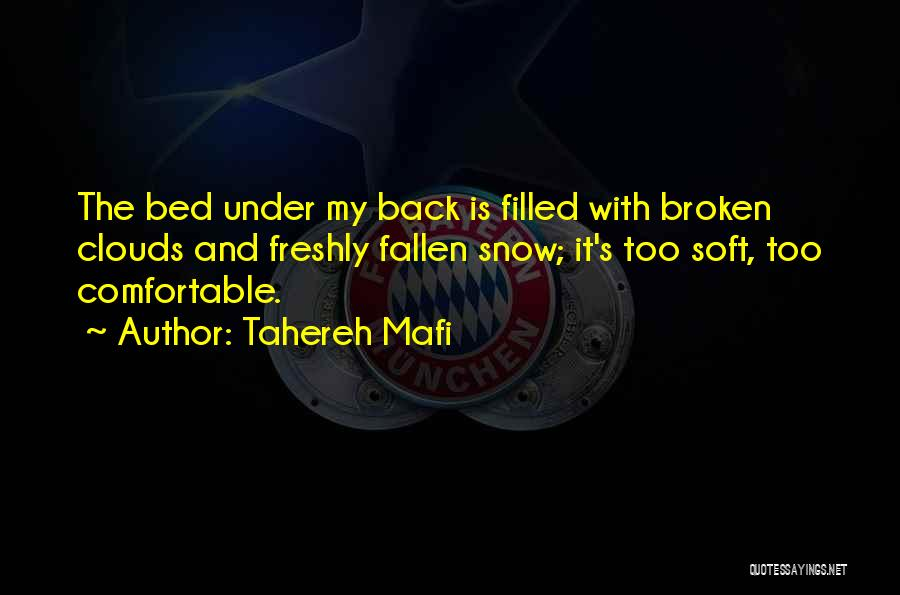 Freshly Quotes By Tahereh Mafi