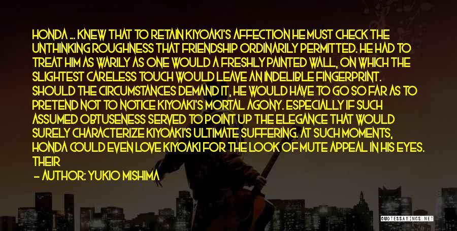 Freshly Quotes By Yukio Mishima