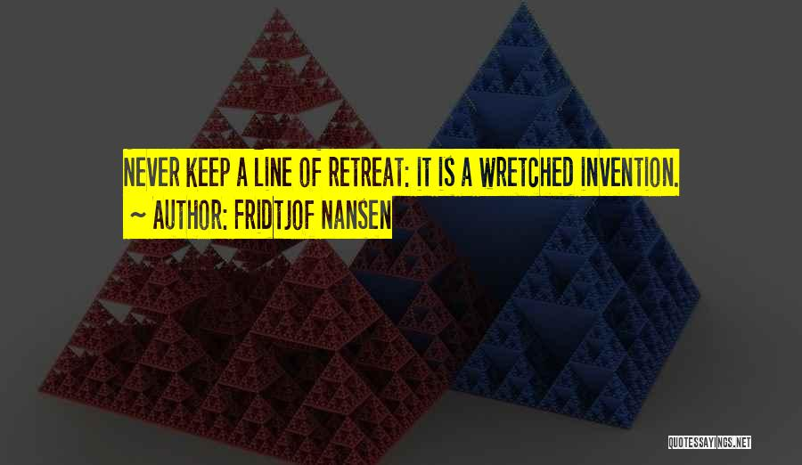 Fridtjof Nansen Quotes 1358464