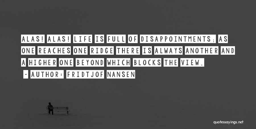 Fridtjof Nansen Quotes 358429
