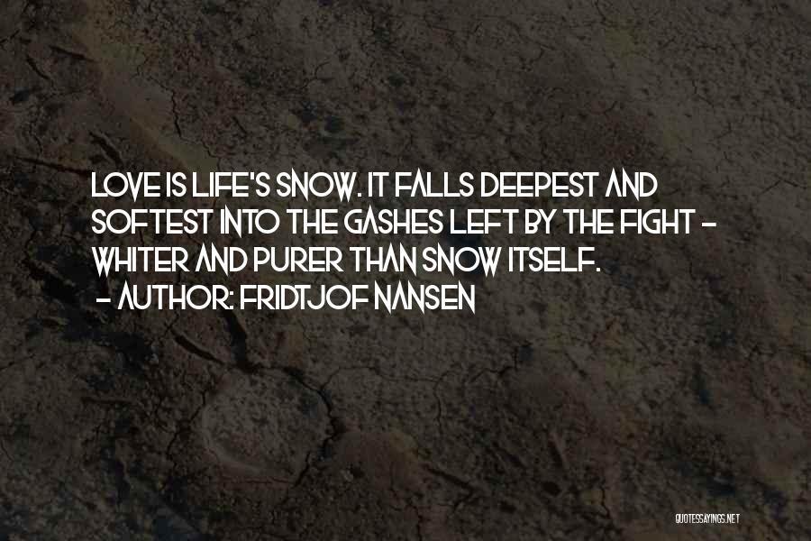 Fridtjof Nansen Quotes 526197