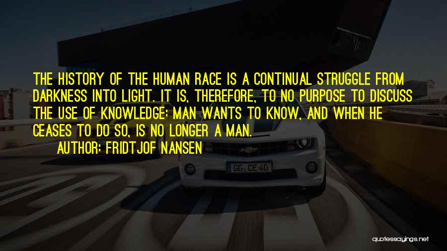 Fridtjof Nansen Quotes 763772